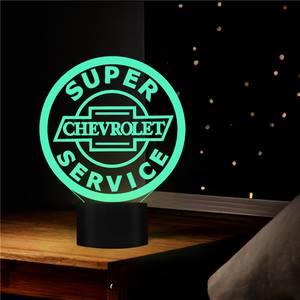 Bilde av Chevrolet  Service logo